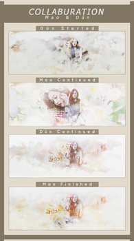 [COLLAB] JESSICA - DUN AND MAO by yunniejacksonyi