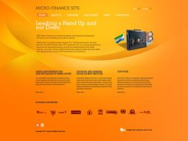 Finance and investment site by saadsweet