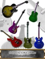 Guitars by LoRdaNdRe