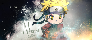 Naruto by H3llish