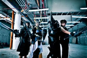 Noctis Lucis Caelum : FF by therealcarlosliao