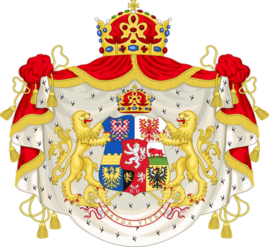 Coat of Arms of Greater Bohemia by HouseOfHesse