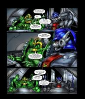 Primal - Issue #1 - Page 3 by TF-TVC