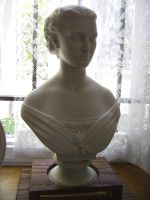 Marble Bust 1 by chamberstock