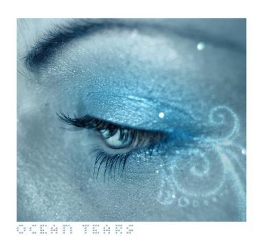 : ocean tears : by annaGOESpanasonic