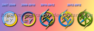 My Logos (2) by Mike-Dragon