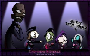 Mysterious Mysteries ver 2 by DonPapi