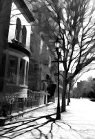 Sherbrooke Street by Selene-Emotion