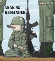 anak ng commander by Dinuguan