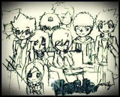 Vongola Family by na-chanzz