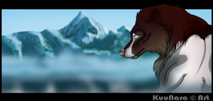 Commission - The beauty in the distances by KuuNara