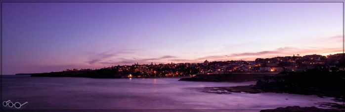 Coogee Sunset by Andarious