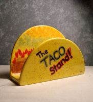 Taco Stand by Artemis347