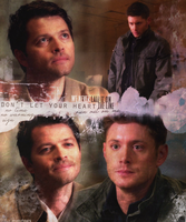 No warning sign (Destiel 7x21) by mistofstars