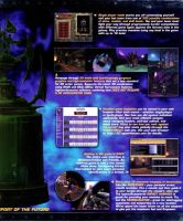 Unreal Tournament Inside Cover 2 by derrickthebarbaric