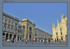 Milano by ShlomitMessica