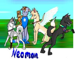 New ID by neomon