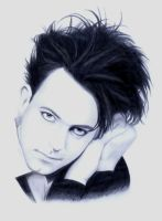 robert smith 2 by Nosferatu89
