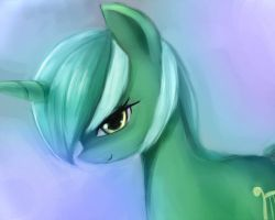 Lyra Knows by fajeh