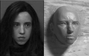 Revising My Emily Perkins Doll Portrait by cbgorby