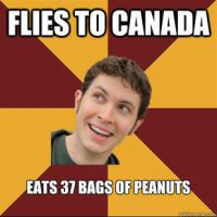 Tobuscus meme thing peanuts by snakehands