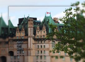 Fort Garry Hotel by Joe-Lynn-Design