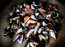 Shoe Obsession 2 by Jason-Little