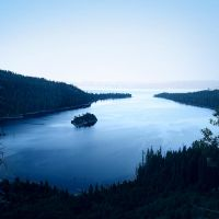 Lake Tahoe by P0RG