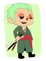 Mayor Zoro by Prinzack