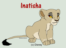 Inatisha by Cece-Edgars-Sister
