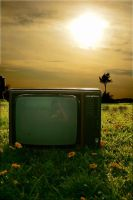 Old Television by ralsted