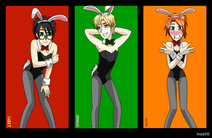 HP-Bunnies by Avatar013