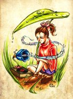 Arrietty's song by Takiusa