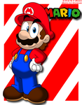 SM - Simply Super Mario by LuigiStar445