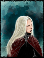 Lucius Malfoy by Patilda