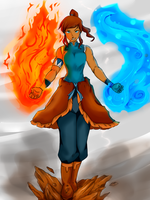 the avatar by labrujabeatrice