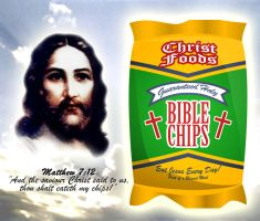 Bible Chips by MoonlitxReverie