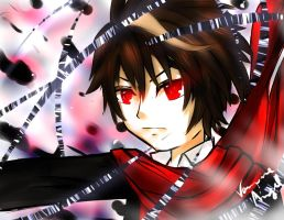 Guilty Crown- Ouma Shu by xXvampireangel78Xx