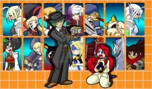 BlazBlue: Continuum Shift by LastRyghtz