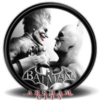 Batman: Arkham City - Icon by Blagoicons