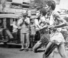Marathon by Vishw