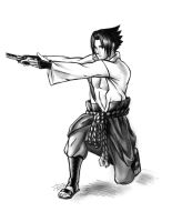 Sasuke: Sketch by v2-6
