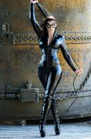 CatWoman on the Prowl by ShadowDreamers