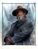 Rooster Cogburn by RandySiplon