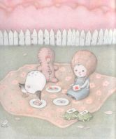 picnic by reneefrench