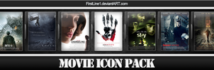 Movie Icon Pack 28 by FirstLine1