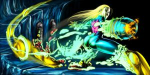 Samus by NDGO
