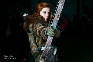 Ygritte - Game of Thrones by Almost-Human-Cosband