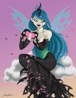 Queen Chrysalis by JPepArt