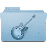 GarageBand Folder Icon by chinhaochou0212